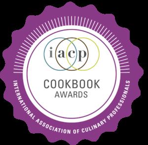 cookbook award seal