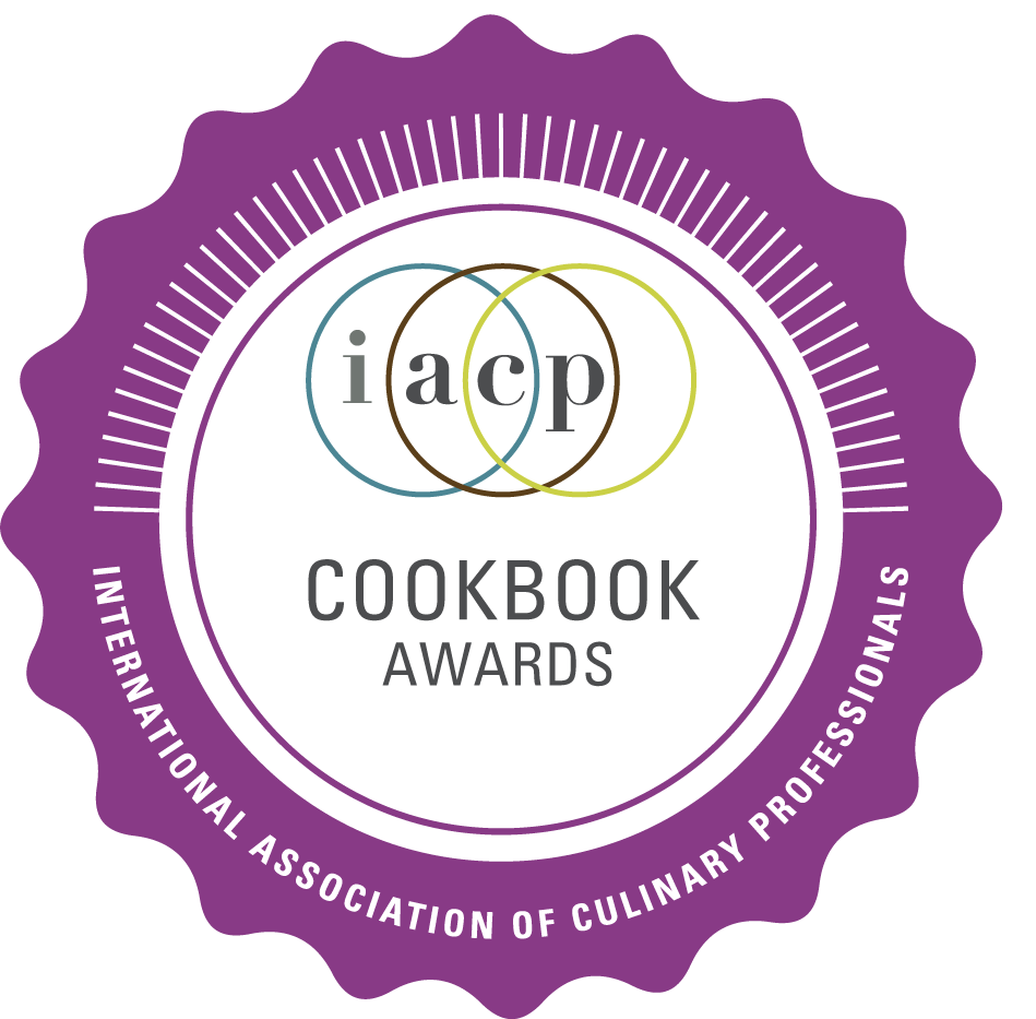 cookbook award seal
